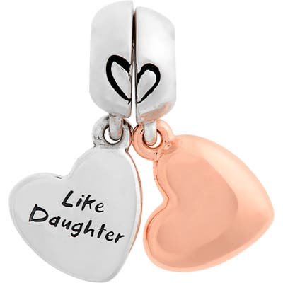 Pandora Mother & Daughter Love Two-Piece Dangle Charm