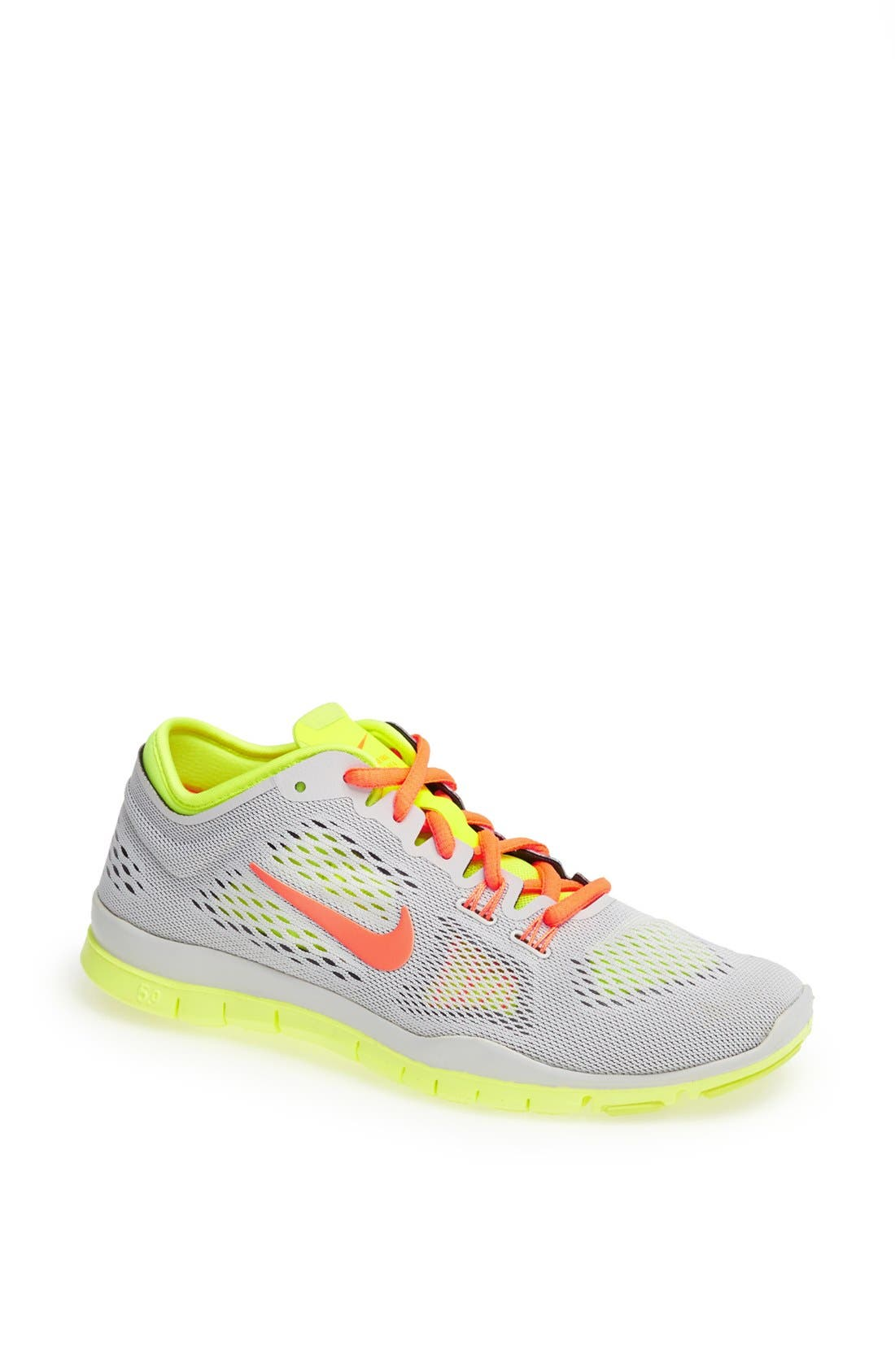 ,                             'Free 5.0 TR Fit 4' Training Shoe,                             Main thumbnail 10, color,                             003