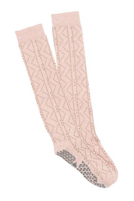Image of Tavi Noir Jane Grip Knee High Socks