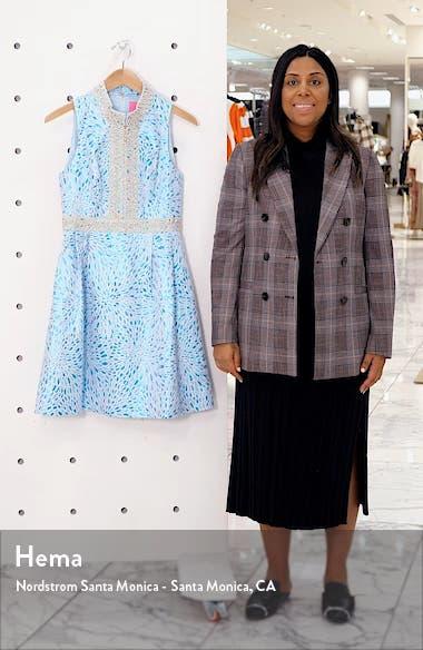 Franci Fit & Flare Dress, sales video thumbnail