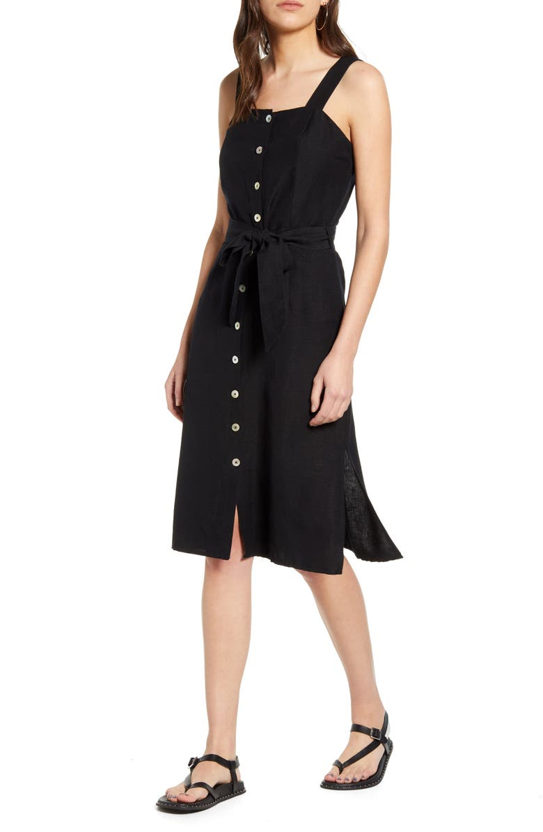 RAILS Clement Sleeveless Dress, Main, color, 001