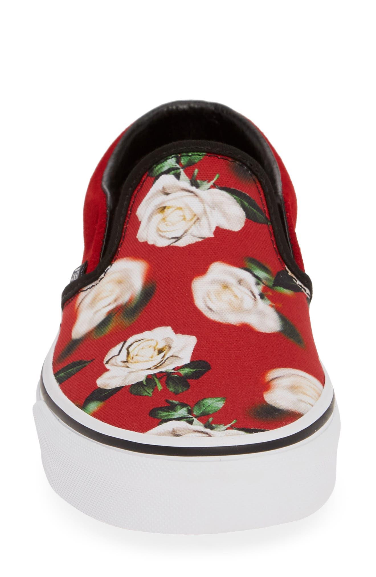 ,                             Classic Slip-On Sneaker,                             Alternate thumbnail 464, color,                             622