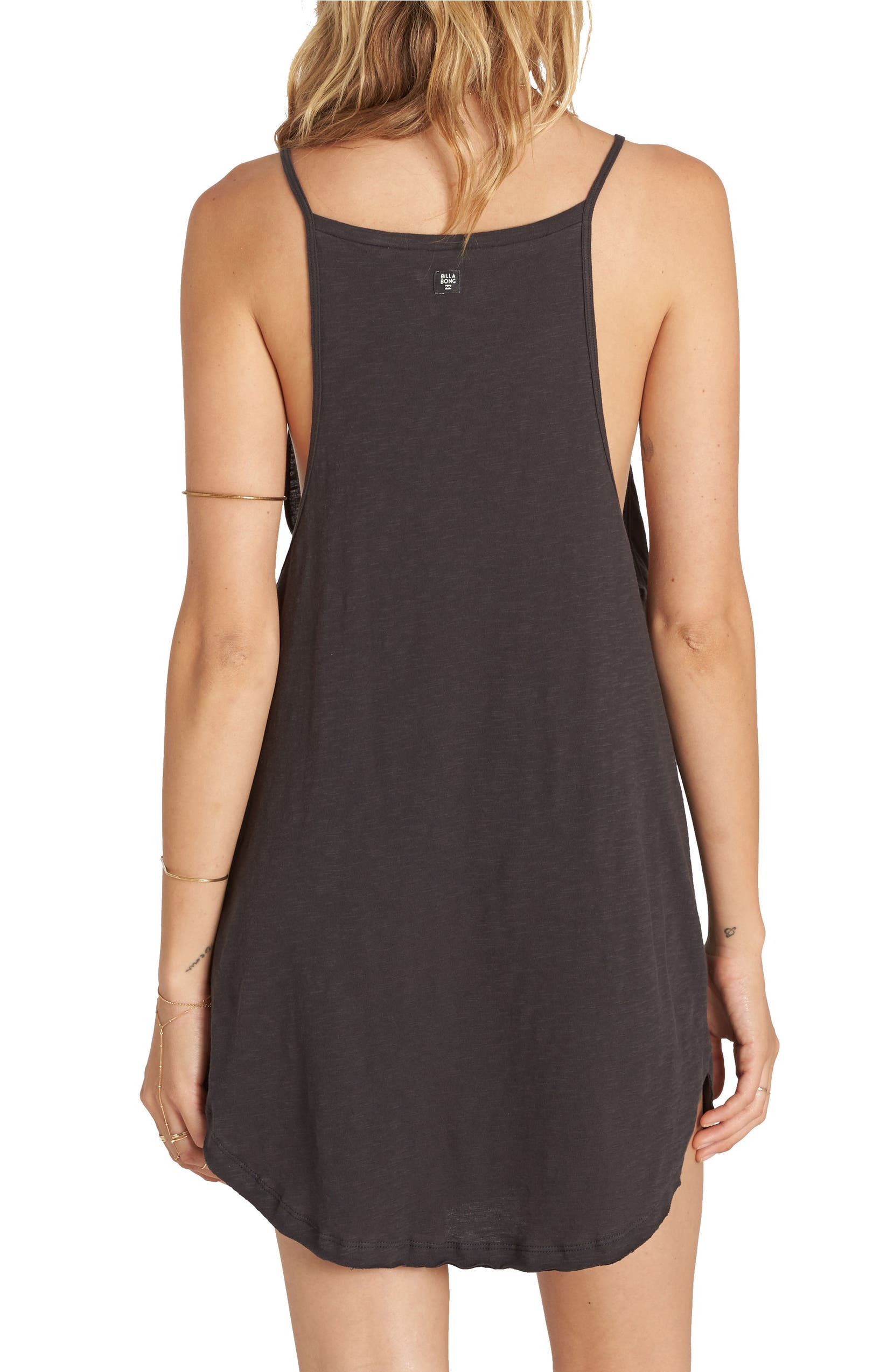 08db9d9ff7 Billabong Beachy Ways Cover-Up Tank Dress | Nordstrom