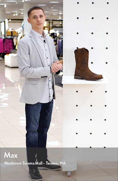Rambler Patriot Cowboy Boot, sales video thumbnail