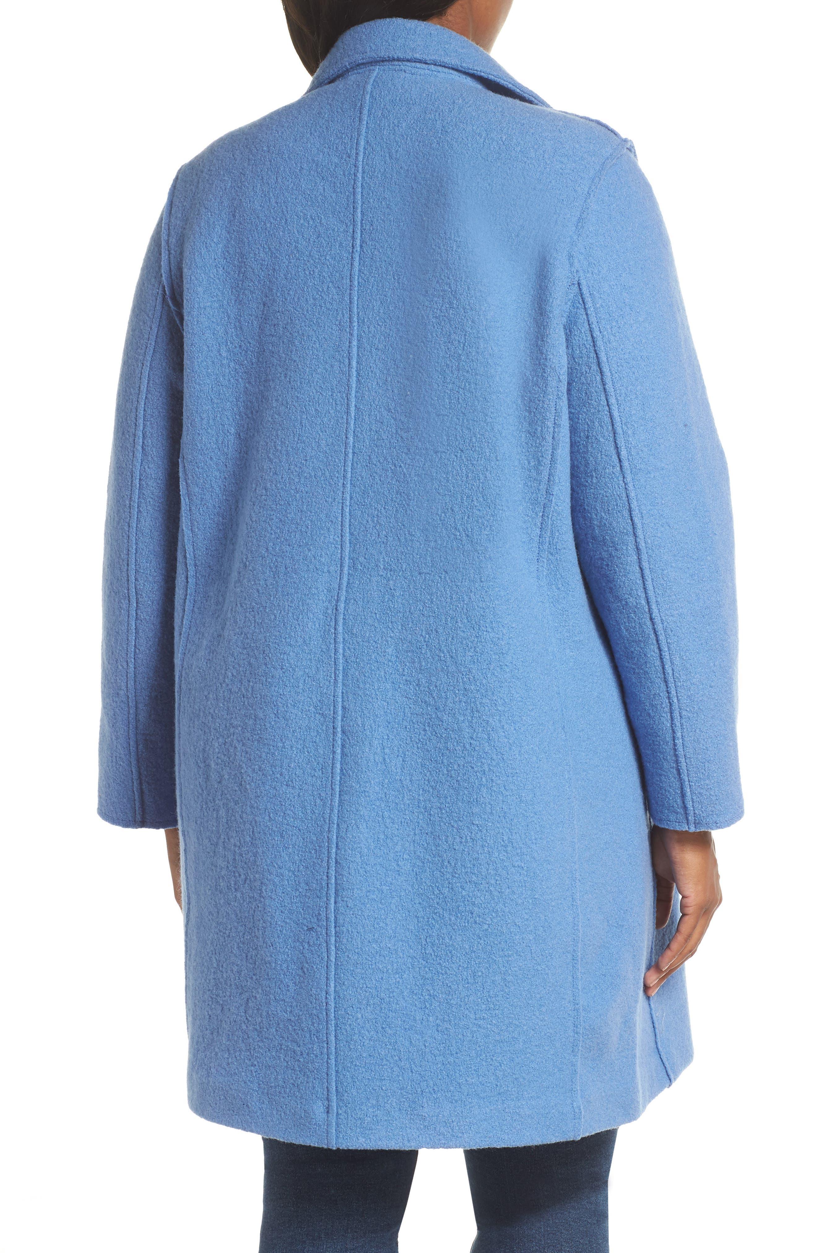 ,                             Daphne Boiled Wool Topcoat,                             Alternate thumbnail 11, color,                             022