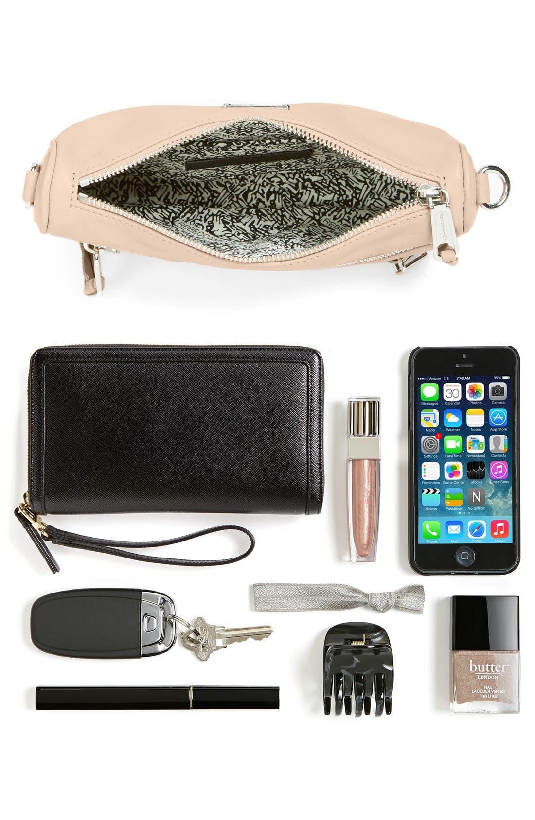 ,                             'Mini 5 Zip' Convertible Crossbody Bag,                             Alternate thumbnail 14, color,                             250