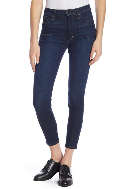 Image of Joe's Jeans Charlie High Waisted Skinny Jeans