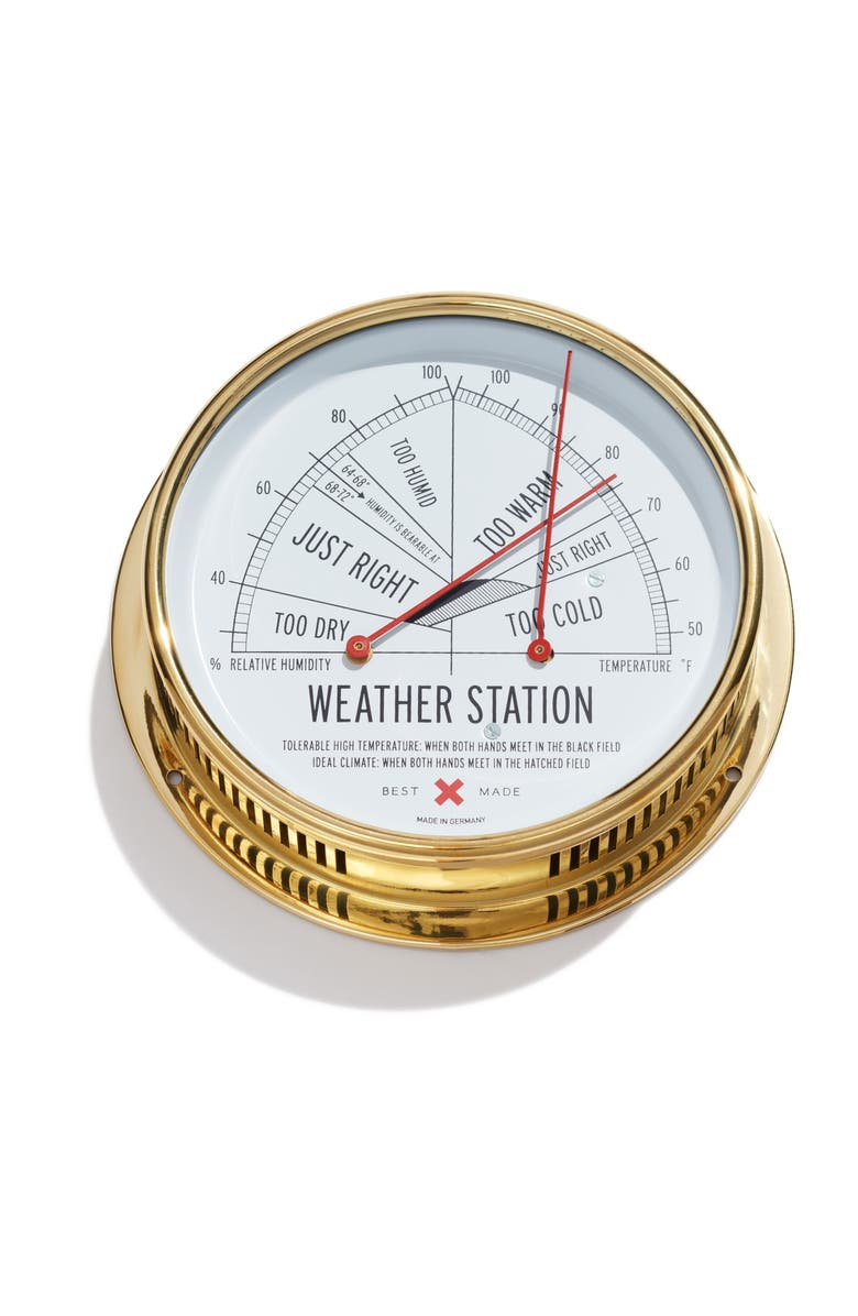 BEST MADE CO. The Weather Station, Main, color, 710
