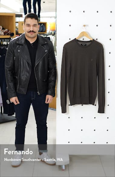 Mode Slim Fit Merino Wool Sweater, sales video thumbnail