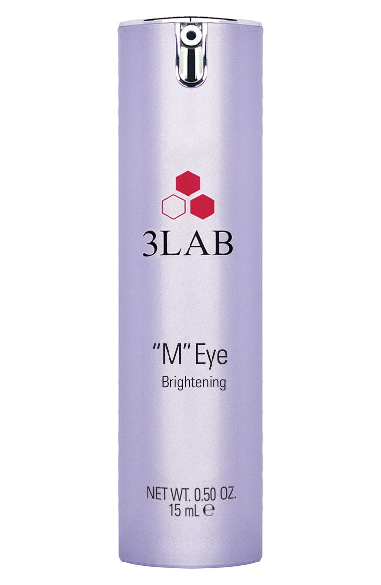 3LAB M Eye Brightening Cream, Main, color, NO COLOR