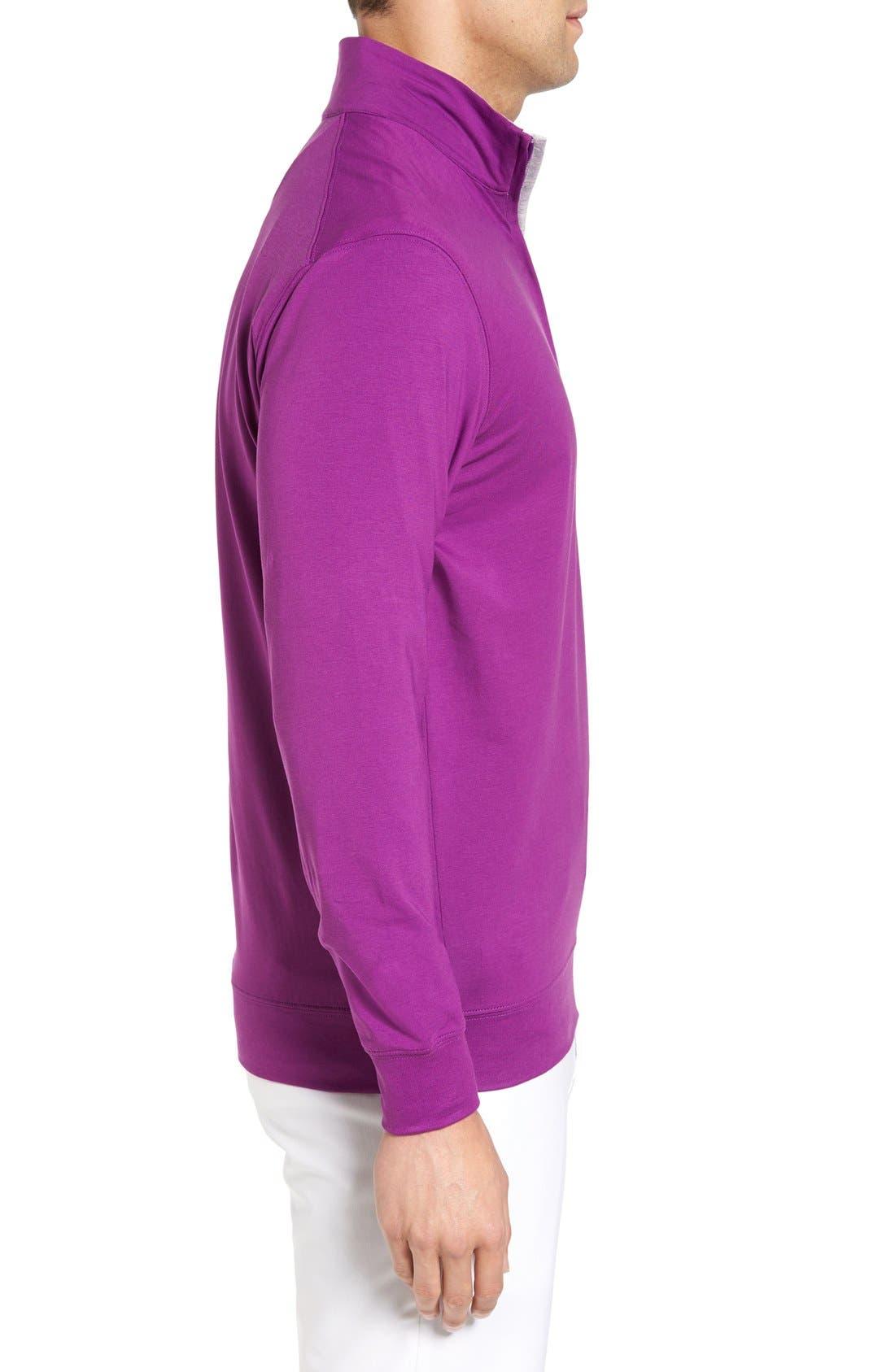 ,                             PTO Liquid Stretch Quarter Zip Pullover,                             Alternate thumbnail 49, color,                             530