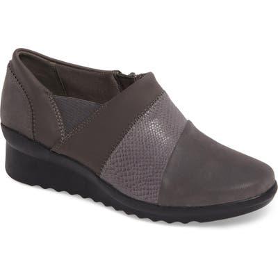 Clarks Caddell Denali Ankle Loafer
