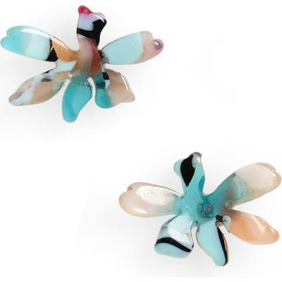 Lele Sadoughi Paper Lily Drop Earrings (Nordstrom Exclusive)