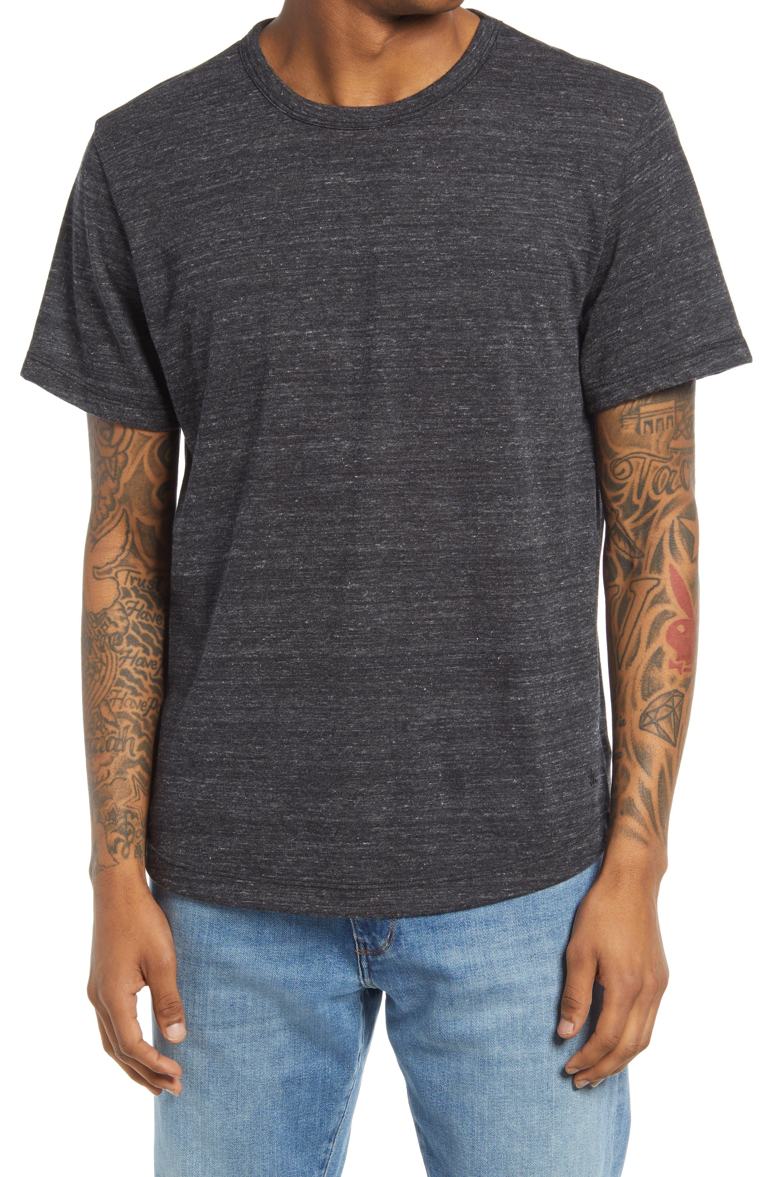 Men's Eco-Jersey Shirttail T-Shirt