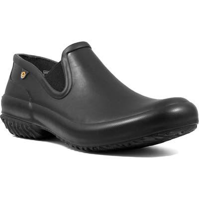 Bogs Patch Slip-On Sneaker, Black