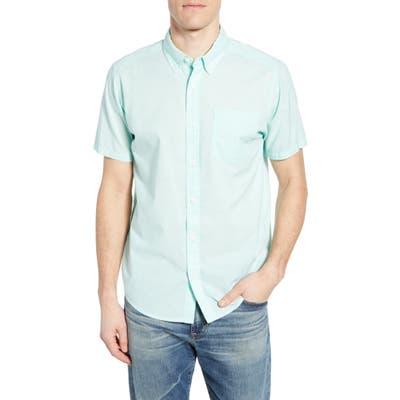 Patagonia Bluffside Regular Fit Shirt, Green