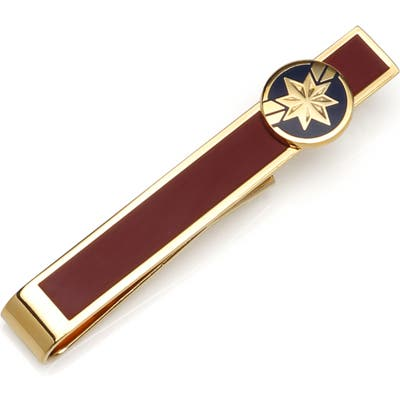 Cufflinks, Inc. Captain Marvel Tie Bar