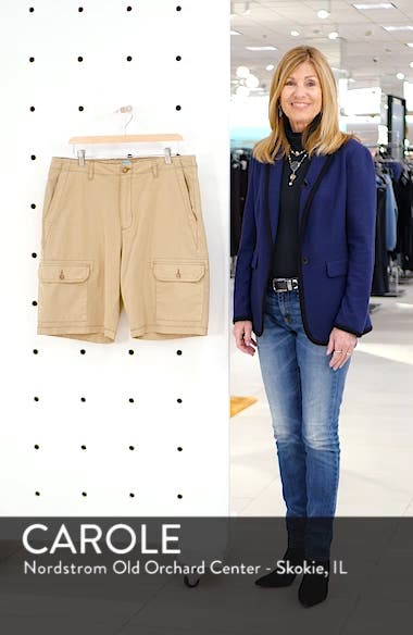 Riptide Classic Fit Ripstop Cargo Shorts, sales video thumbnail