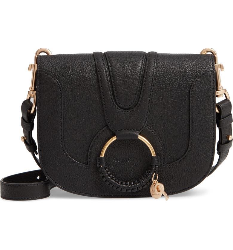 50% price the cheapest get online Hana Small Leather Crossbody Bag