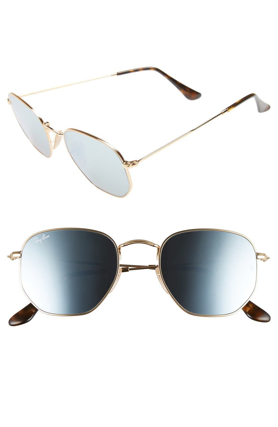Ray-Ban Icons 51Mm Sunglasses -