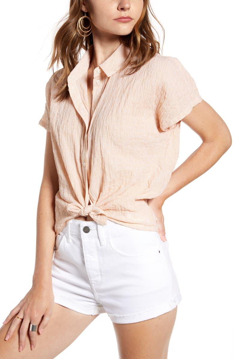 TREASURE & BOND Oversize Dolman Sleeve Top, Main, color, 100