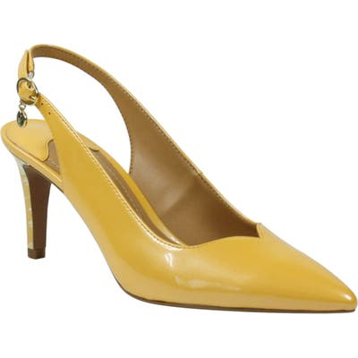 J. Renee Belamie Slingback Pump B - Yellow