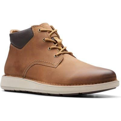 Clarks Un. larvik Sneaker, Brown