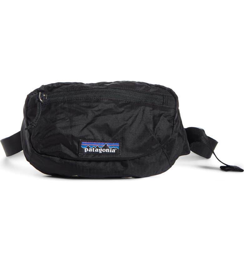 PATAGONIA Mini Travel Hip Pack, Main, color, 001