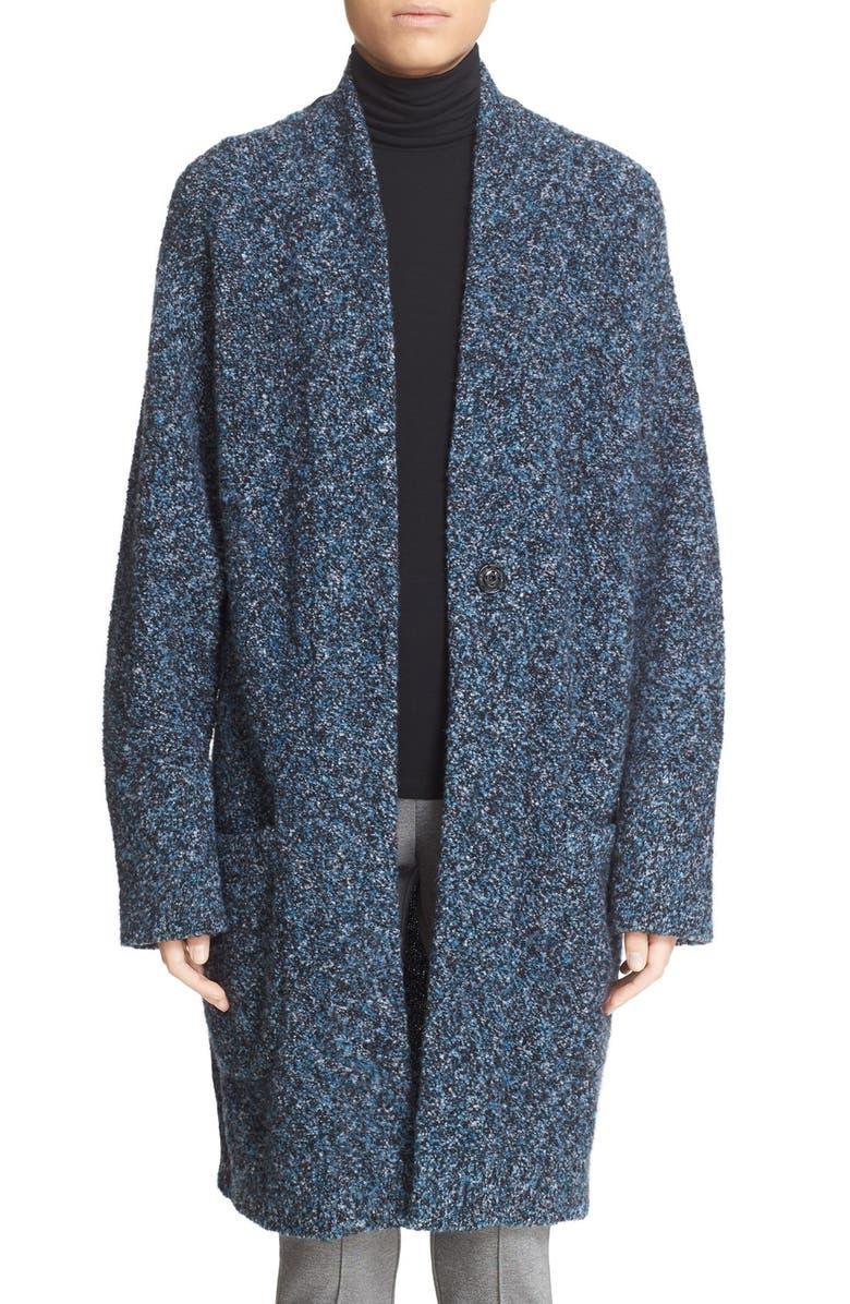 RAG & BONE 'Diana' Sweater Coat, Main, color, 474