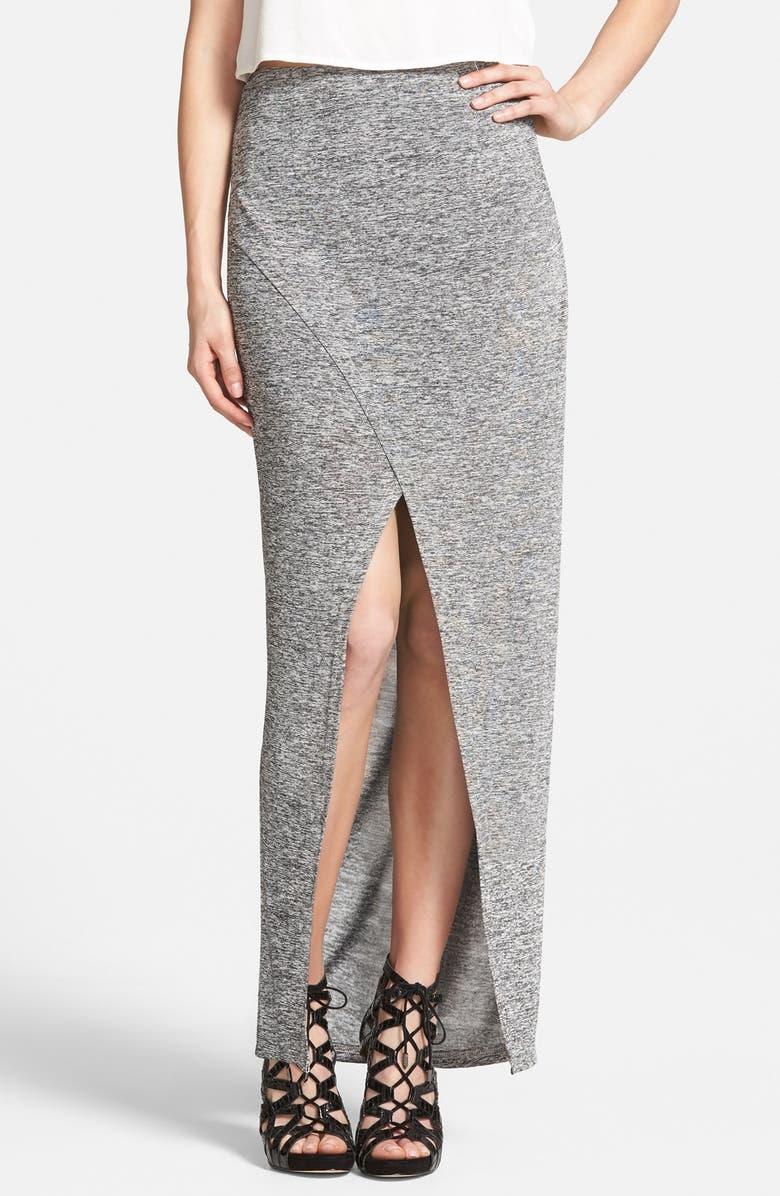 GLAMOROUS Maxi Skirt, Main, color, 020