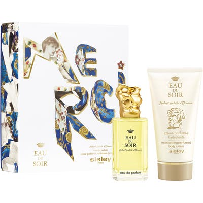 Sisley Paris Eau Du Soir Eau De Parfum Set (Usd $408 Value)
