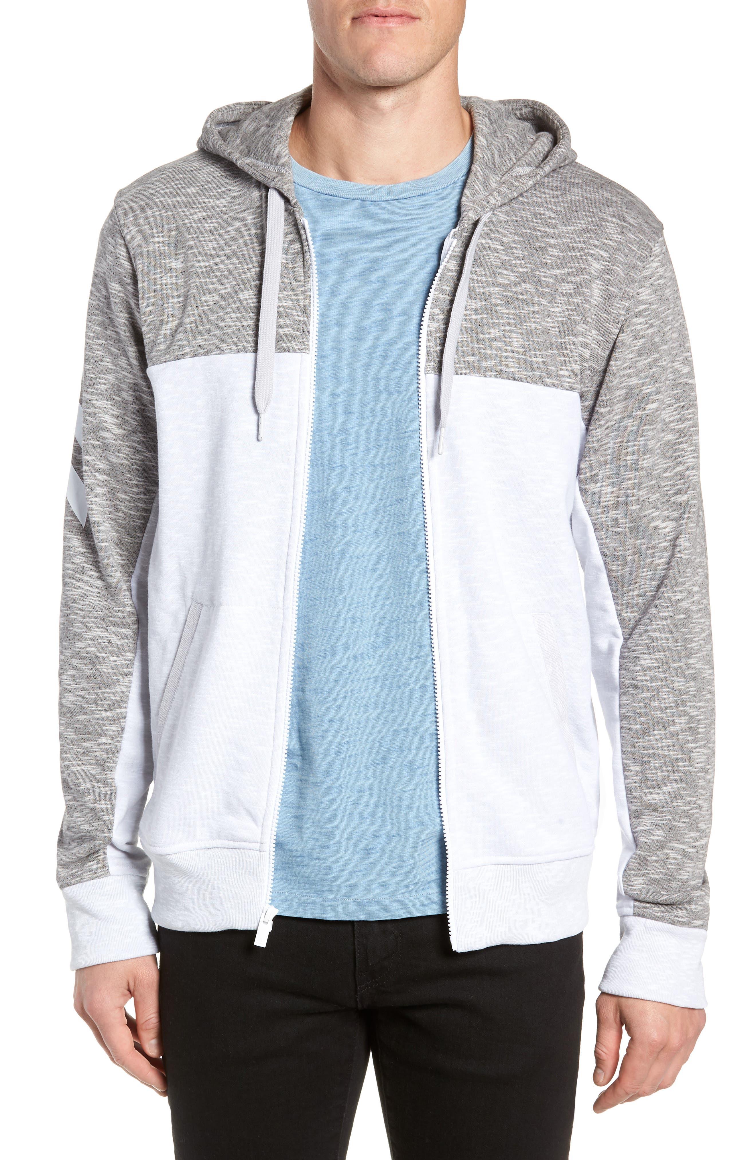 Adidas Pick Up Colorblock Zip Hoodie