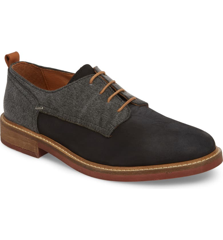 PAJAR River Water Resistant Derby, Main, color, NERO