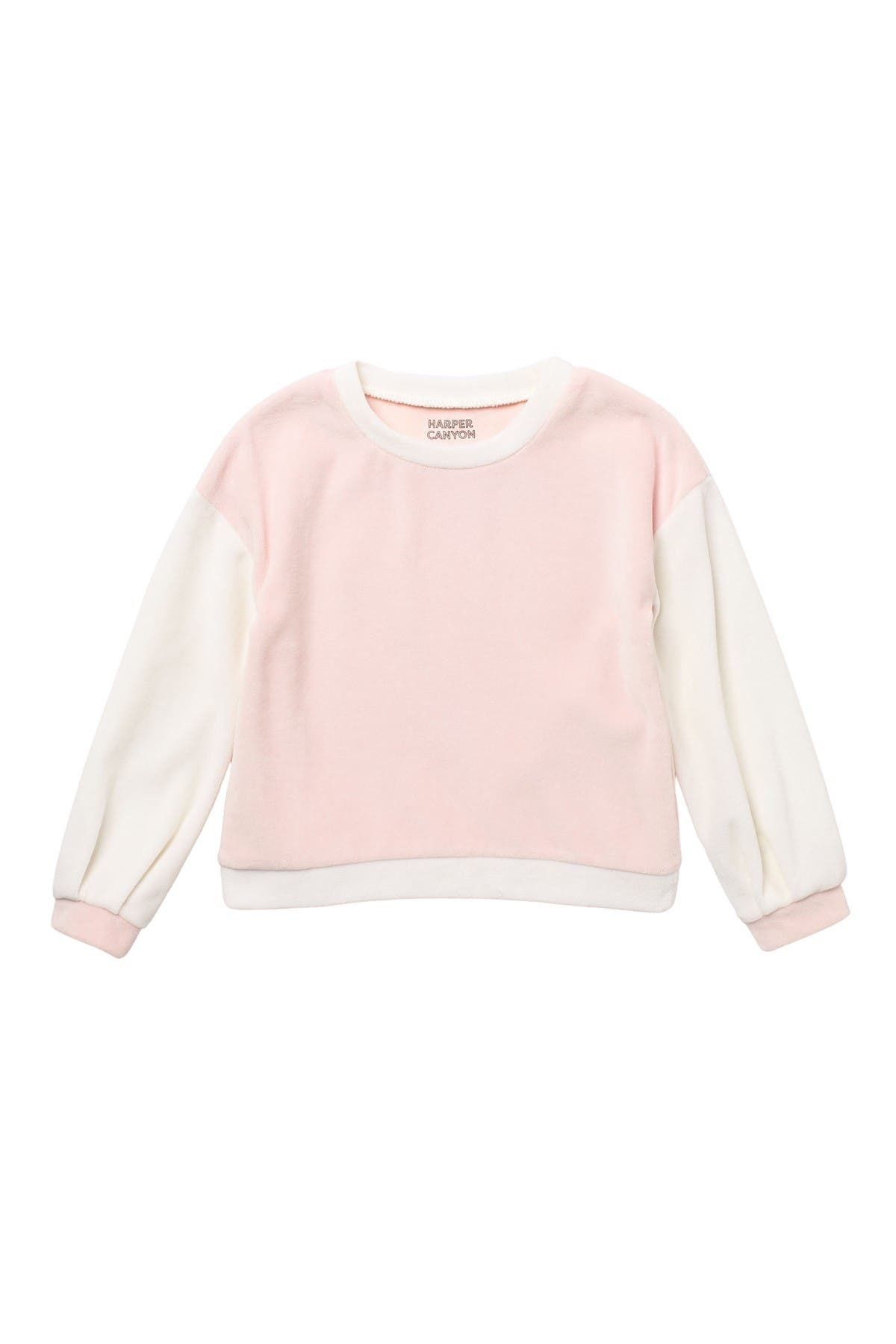 Image of Harper Canyon Sweet Cozy Colorblock Sweater