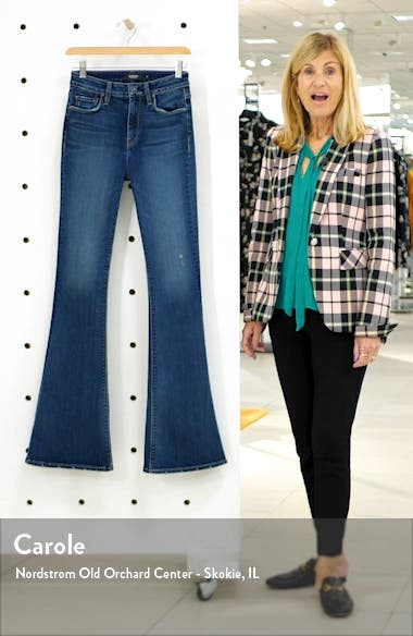 Holly High Waist Flare Jeans, sales video thumbnail