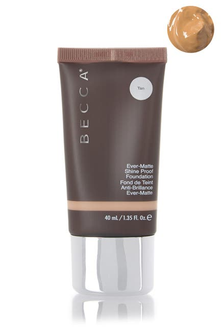Image of BECCA Cosmetics Matte Skin Shine-Proof Foundation - Tan