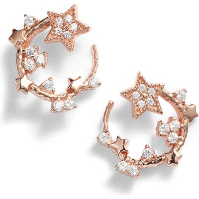 Olivia Burton Celestial Swirl Stud Earrings
