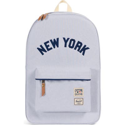 Herschel Supply Co. Heritage - Mlb Cooperstown Collection Backpack - Grey