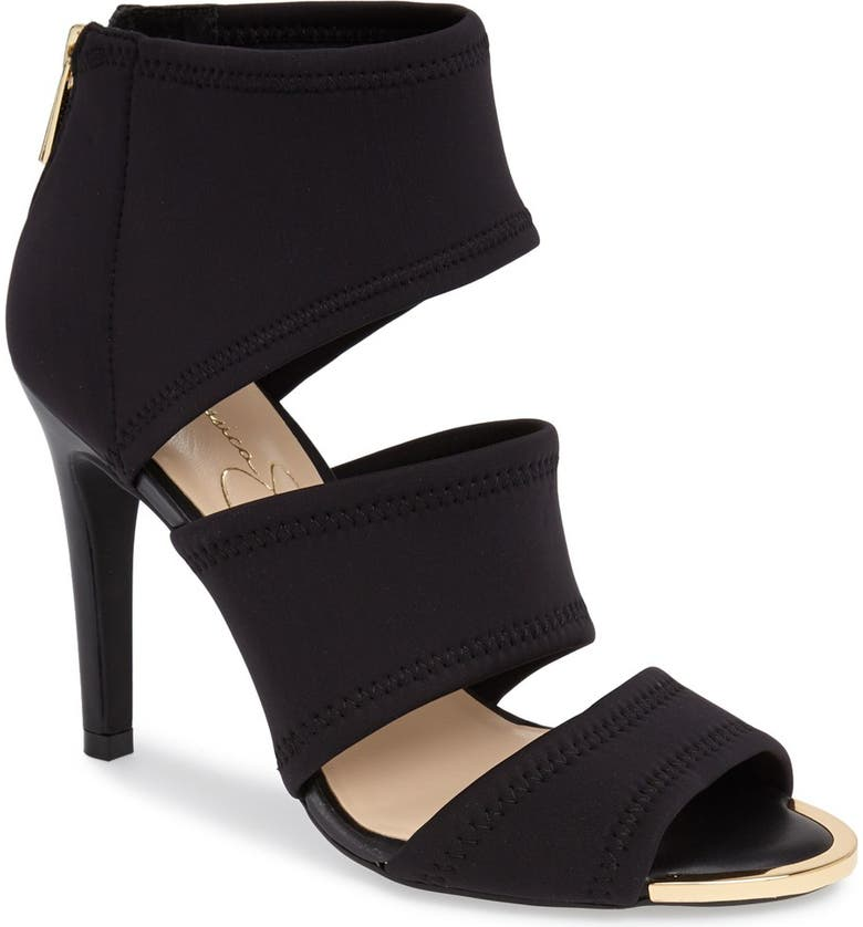 JESSICA SIMPSON 'Elsbeth' Sandal, Main, color, 002