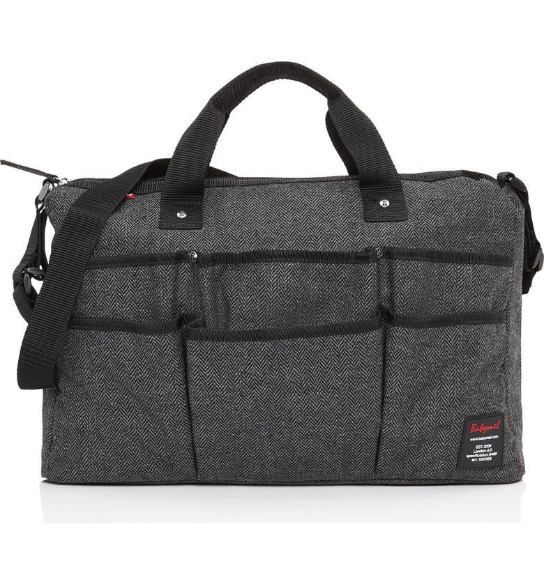 BABYMEL Toni Diaper Bag, Main, color, 052