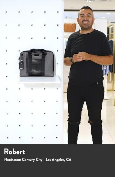 Alpha Bravo Aviano Slim Briefcase, sales video thumbnail