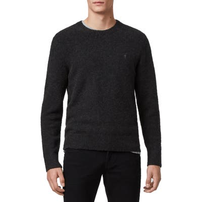 Allsaints Crewneck Sweater, Black