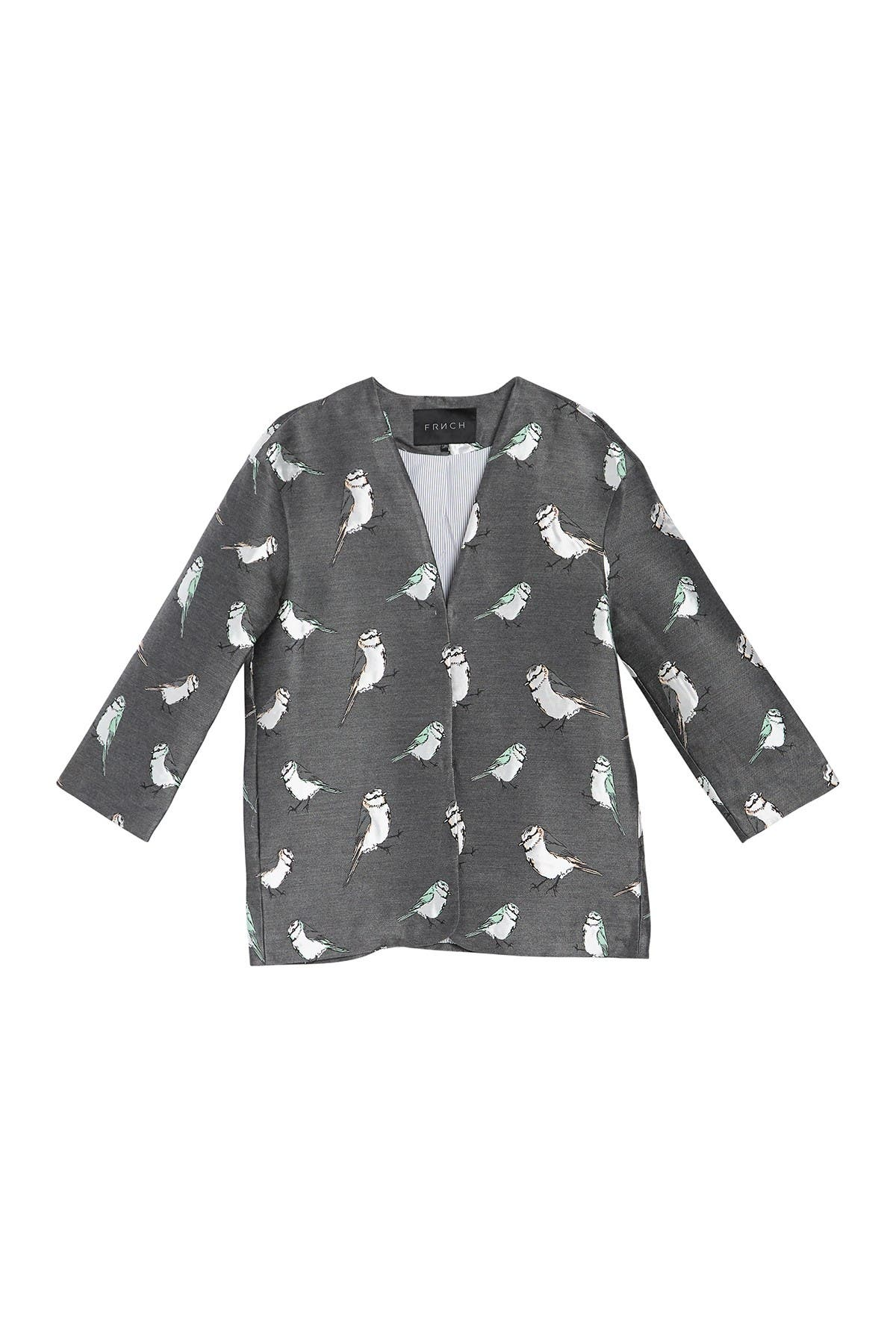 Image of FRNCH Bird Printed Jacket