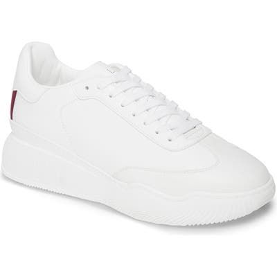 Stella Mccartney Loop Platform Sneaker, White