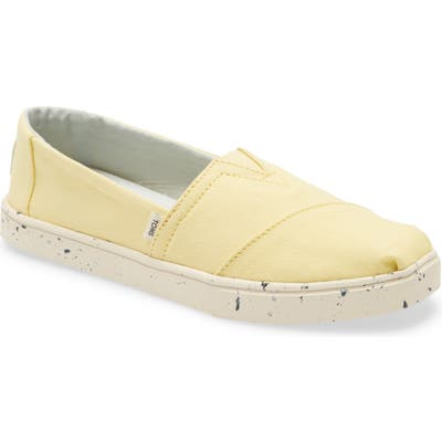 Toms Alpargata Slip-On- Yellow