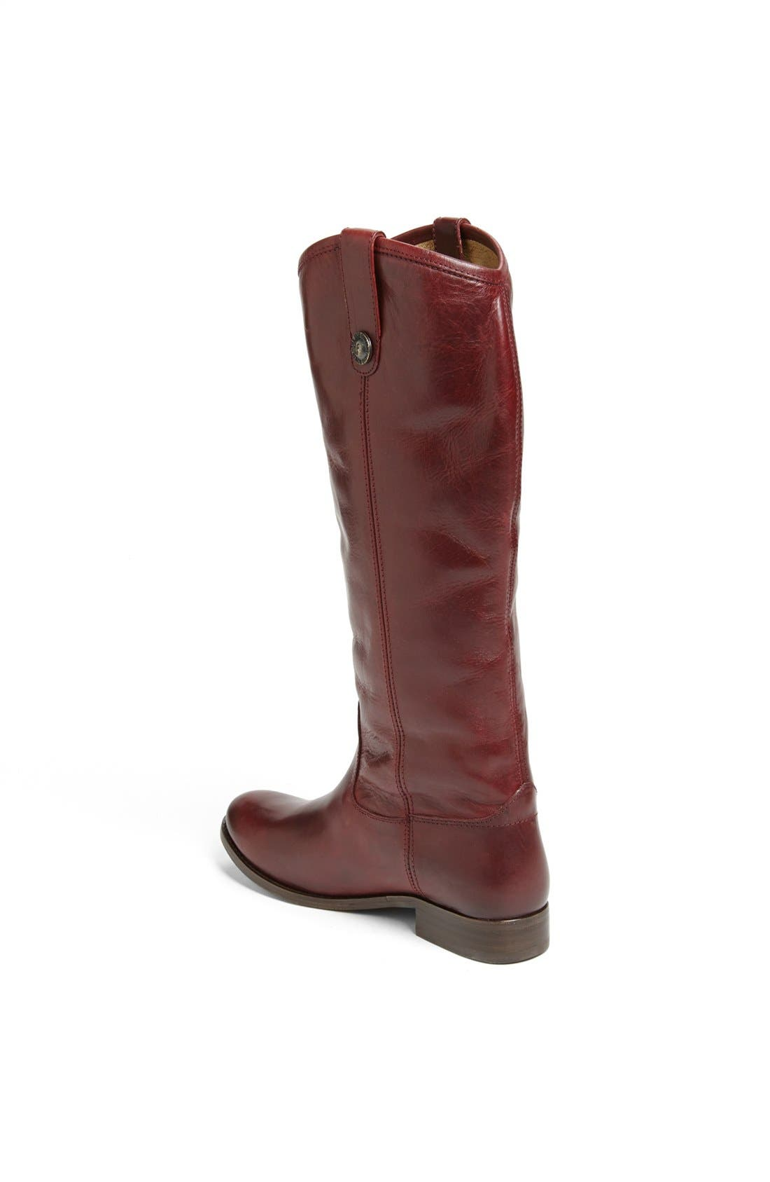 ,                             'Melissa Button' Leather Riding Boot,                             Alternate thumbnail 165, color,                             619