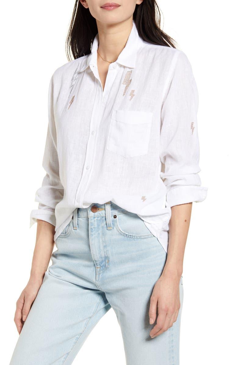 RAILS Charli Shirt, Main, color, 115
