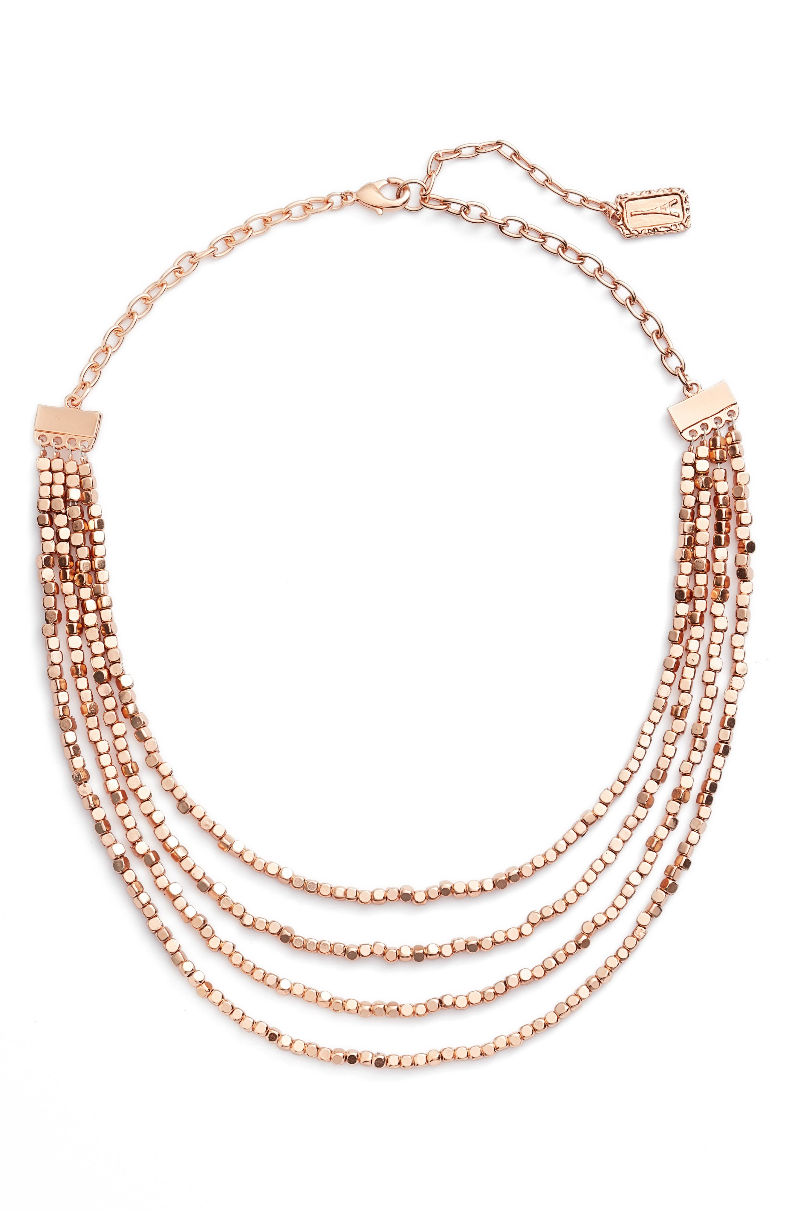 Ava Collar Necklace