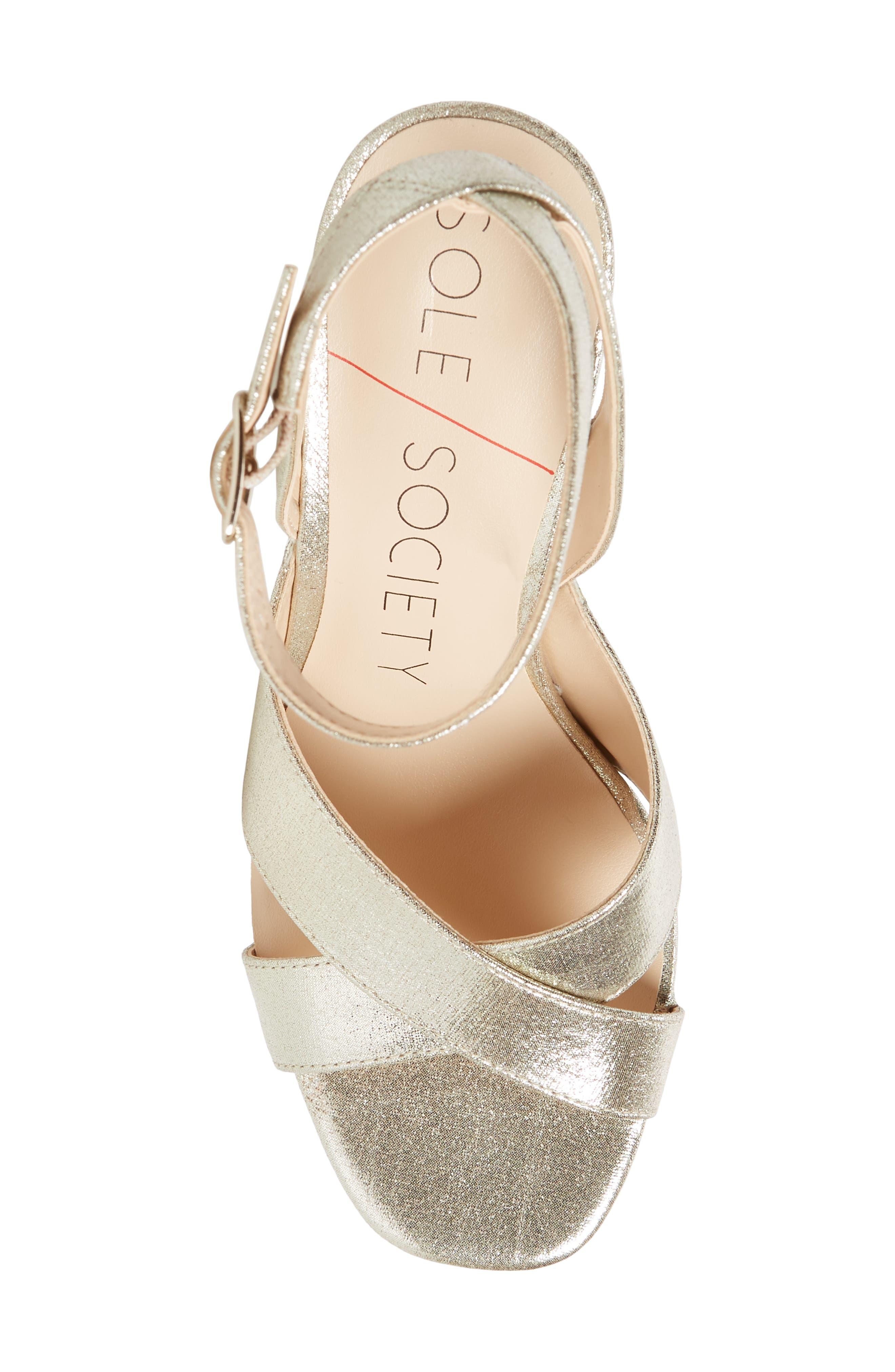 ,                             Cassidea Ankle Strap Sandal,                             Alternate thumbnail 17, color,                             711