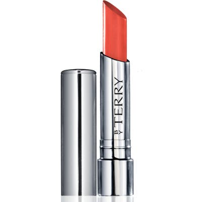 By Terry Hyaluronic Sheer Rouge Hydra-Balm Fill & Plump Lipstick - Mango Tango